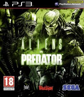 Aliens vs Predator (Seminovo) - PS3  - FastGames - Gamers levados a s�rio