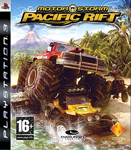 Motorstorm 2: Pacific Rift (Seminovo) - PS3  - FastGames - Gamers levados a s�rio
