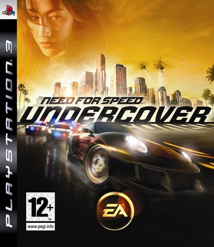 Need for Speed Undercover (Seminovo) - PS3  - FastGames - Gamers levados a s�rio