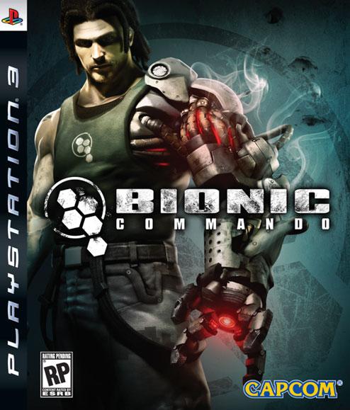 Bionic Commando (Seminovo) - PS3  - FastGames - Gamers levados a sério