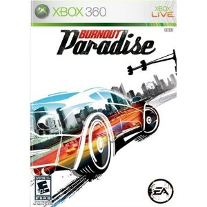 Burnout Paradise - XBOX 360  - FastGames - Gamers levados a s�rio