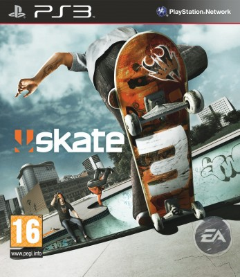 Skate 3 (Seminovo) - PS3  - FastGames - Gamers levados a sério