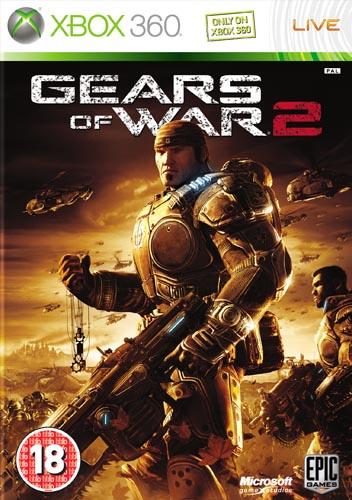 Gears of War 2 (Seminovo) - XBOX 360  - FastGames - Gamers levados a sério