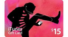 Cart�o Itunes $15 Gift Card  - FastGames - Gamers levados a s�rio