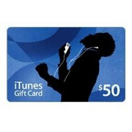 Cartão Itunes $50 Gift Card  - FastGames - Gamers levados a sério