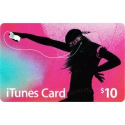Cart�o Itunes $10 Gift Card  - FastGames - Gamers levados a s�rio