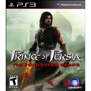 Prince of Persia: The Forgotten Sands (Seminovo) - PS3  - FastGames - Gamers levados a sério