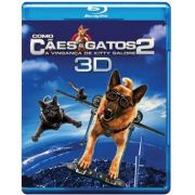 Como Cães e Gatos 2: A Vingança de Kitty Galore - Blu-ray 3D