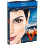 V: a Primeira Temporada Completa - Blu-ray