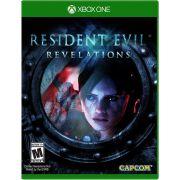 Resident Evil: Revelations (Pré-venda) - XBOX One