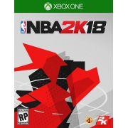 NBA 2K18 (Pré-venda) - XBOX One