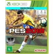Pro Evolution Soccer (PES) 2018 (Pré-venda) - XBOX 360