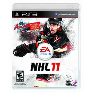 NHL 11 - PS3  - FastGames - Gamers levados a sério