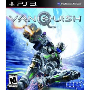 Vanquish - PS3  - FastGames - Gamers levados a s�rio