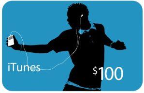 Cartão Itunes $100 Gift Card  - FastGames - Gamers levados a sério