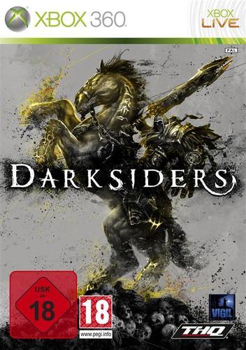 Darksiders (Seminovo) - XBOX 360  - FastGames - Gamers levados a sério