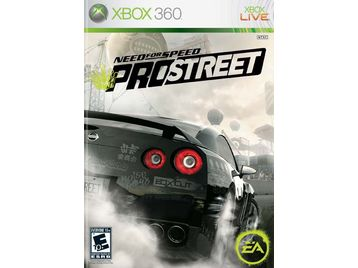 Need for Speed Pro Street (Seminovo) - XBOX 360  - FastGames - Gamers levados a s�rio