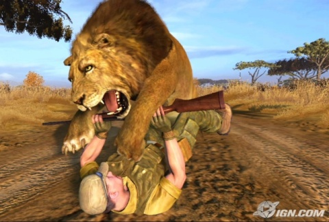 Cabela�s Dangerous Hunts 2011 - PS3  - FastGames - Gamers levados a s�rio