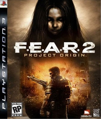 FEAR 2: Project Origin (Seminovo) - PS3  - FastGames - Gamers levados a s�rio