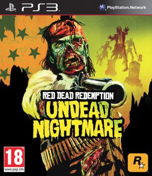 Red Dead Redemption: Undead Nightmare (Seminovo) - PS3  - FastGames - Gamers levados a sério
