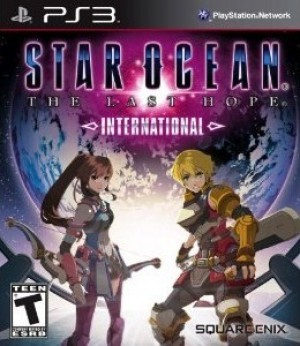 Star Ocean: The Last Hope International (Seminovo) - PS3  - FastGames - Gamers levados a sério