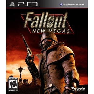 Fallout: New Vegas (Seminovo) - PS3  - FastGames - Gamers levados a sério