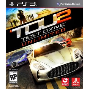 Test Drive Unlimited 2 (Seminovo) - PS3  - FastGames - Gamers levados a sério