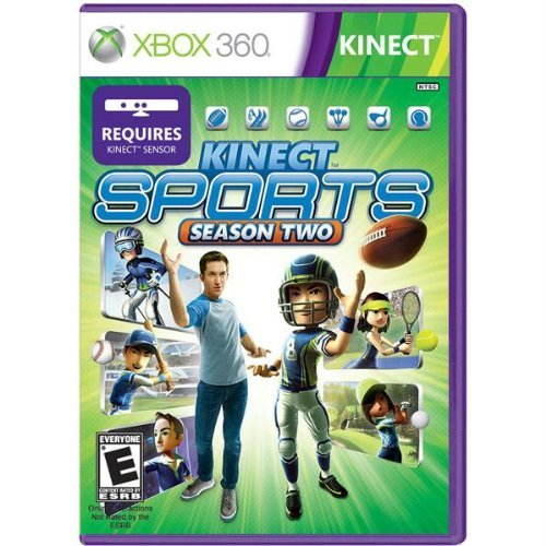 Kinect Sports: Segunda Temporada (Kinect) - XBOX 360  - FastGames - Gamers levados a s�rio