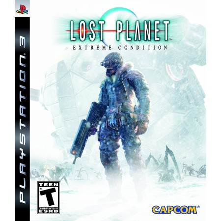 Lost Planet: Extreme Condition (Seminovo) - PS3  - FastGames - Gamers levados a sério