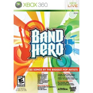 Band Hero - XBOX 360  - FastGames - Gamers levados a s�rio