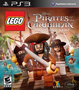 Lego Pirates of the Caribbean: The Video Game (Seminovo) - PS3  - FastGames - Gamers levados a sério