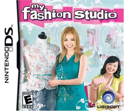 My Fashion Studio - DS  - FastGames - Gamers levados a sério