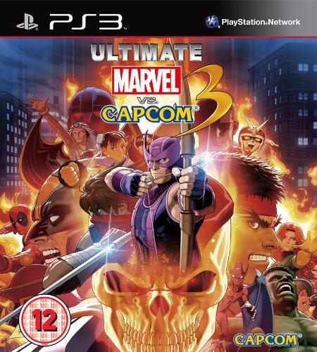 Ultimate Marvel vs. Capcom 3 (Seminovo) - PS3  - FastGames - Gamers levados a sério