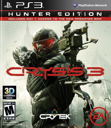 Crysis 3 (Seminovo) - PS3  - FastGames - Gamers levados a s�rio