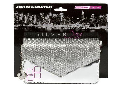 Bolsa Silver Bag (Thrustmaster) - DS Lite  - FastGames - Gamers levados a sério