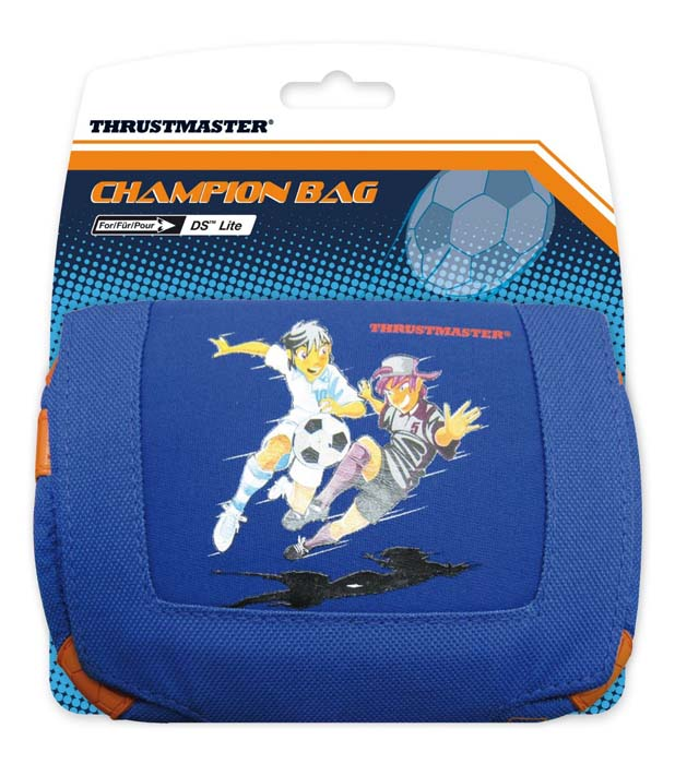 Bolsa Champion Bag (Thrustmaster) - DSi / DS Lite  - FastGames - Gamers levados a sério