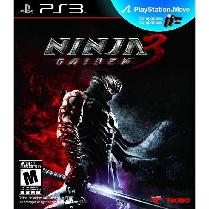 Ninja Gaiden 3 (Seminovo) - PS3  - FastGames - Gamers levados a sério
