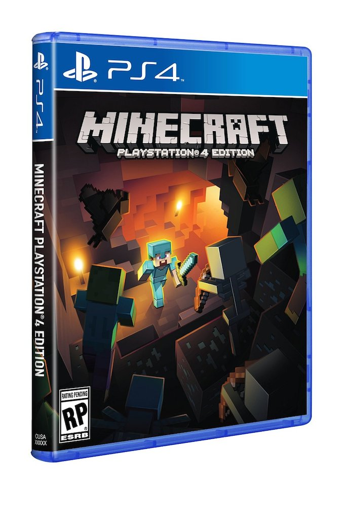 Minecraft - PS4  - FastGames - Gamers levados a s�rio