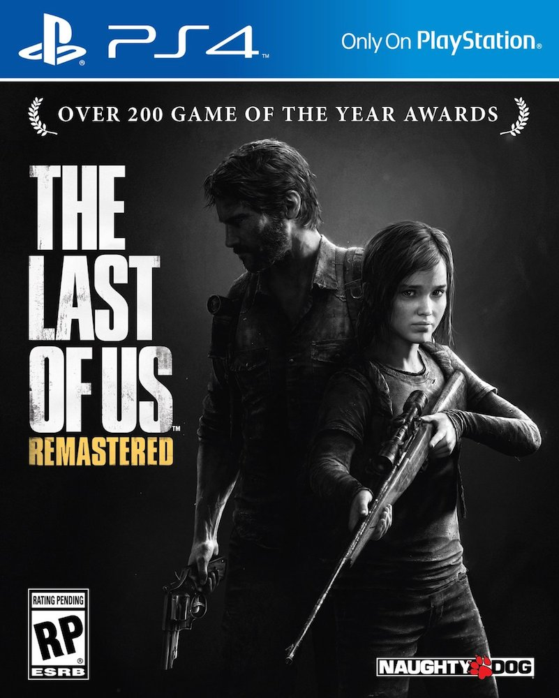 The Last of Us Remastered (Seminovo) - PS4  - FastGames - Gamers levados a s�rio