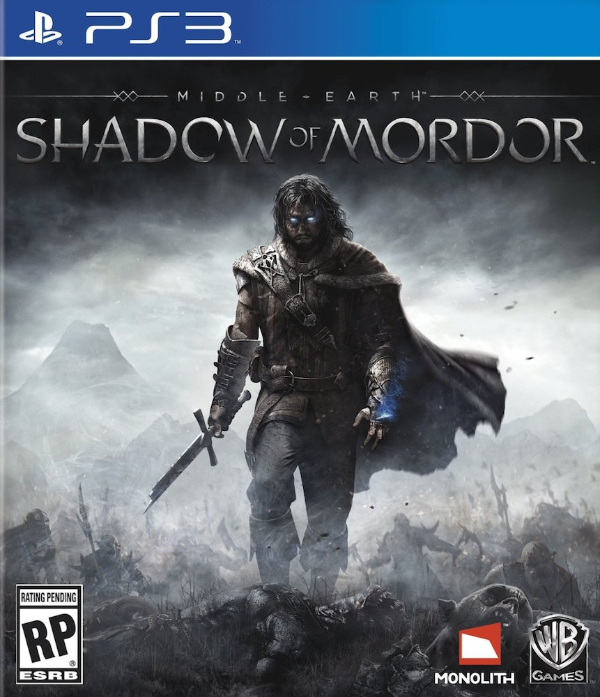 Middle-Earth: Shadow of Mordor (Seminovo) - PS3 - FastGames - Gamers levados a s�rio