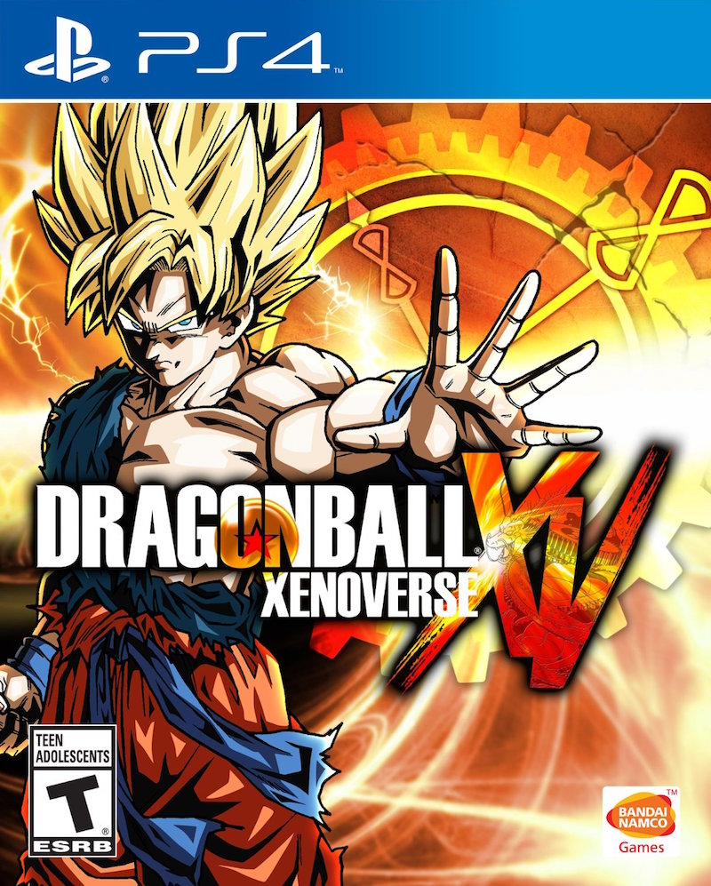 Dragon Ball: Xenoverse - PS4  - FastGames - Gamers levados a sério