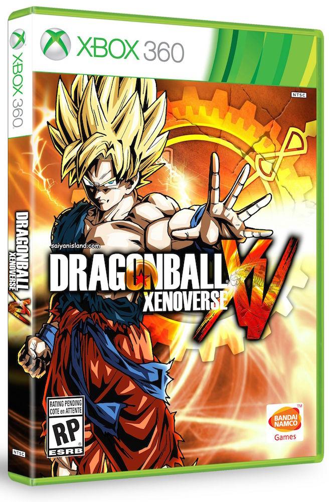 Dragon Ball: Xenoverse - XBOX 360  - FastGames - Gamers levados a sério