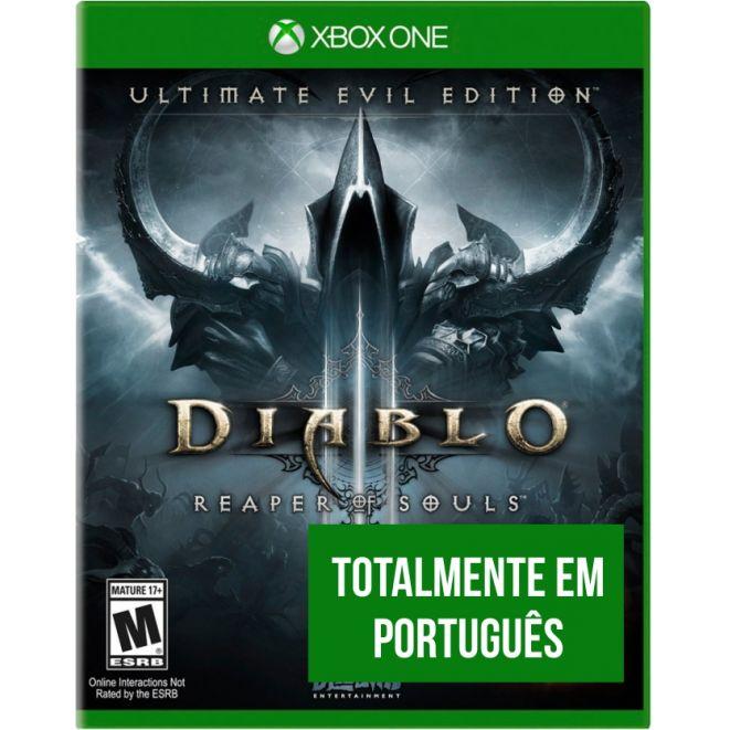 Diablo III: Ultimate Evil Edition (Seminovo) - XBOX One  - FastGames - Gamers levados a s�rio