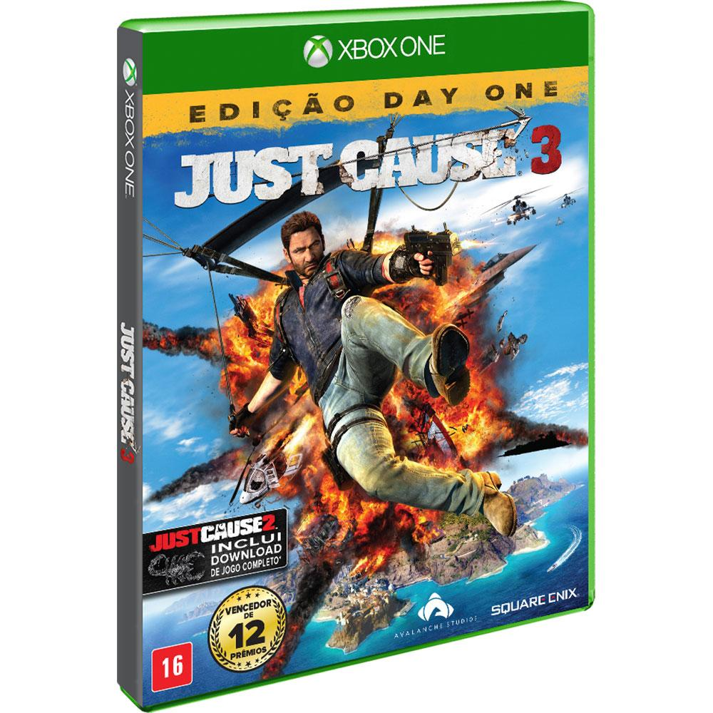 Just Cause 3 - XBOX One  - FastGames - Gamers levados a sério