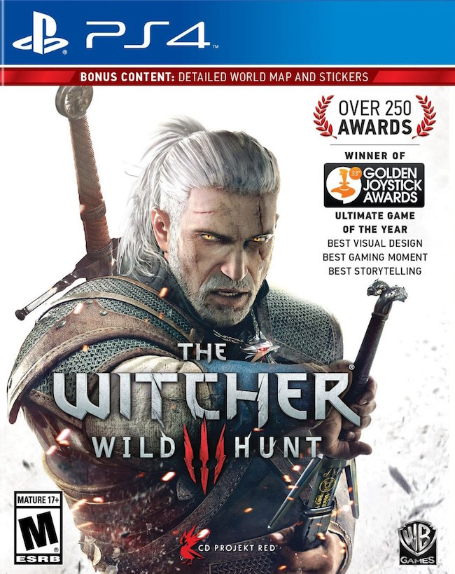 The Witcher 3: Wild Hunt (Seminovo) - PS4  - FastGames - Gamers levados a sério