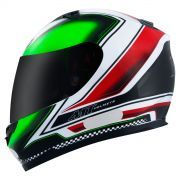 Capacete Mt Helmets Blade Mugello Black (60)