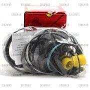 Conjunto De Reparo Tas 30305 / 30311 / 30312 / 30313 / 30314 / 30317 / 30318 / 30319 / 30320 / Ford Cargo / Volkswagen - Dire��o Hidr�ulica - Dinamar Distribuidora