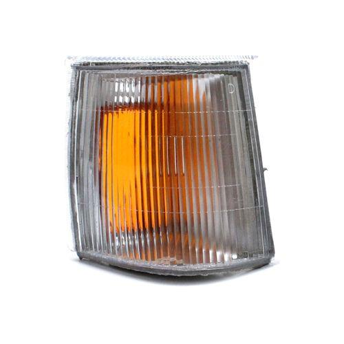 Lanterna Dianteira Pisca Do Fiat Uno Elba Fiorino Pr�mio De 91 92 93 94 95 96 97 98 99 00 01 02 Cristal (Lado Esquerdo - Motorista)