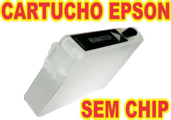 Cartucho Recarregável Epson - 1 Unidade - SEM CHIP