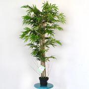 Bambu Artificial de 1,5m de altura 1095 folhas da DESIGN PLANTAS